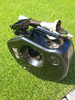 RARE  BMW 6  Litre Spare Wheel Boot Petrol Fuel Can • 80£