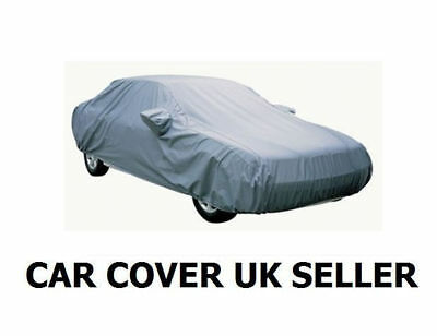 Waterproof Car Cover Outdoor Indooor Uv Protection Breathable Small Size S Grey • 13.95£