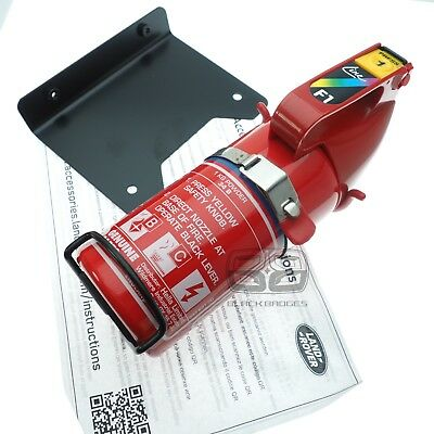 Genuine Land Rover Discovery Sport L550 Vplcs0290 Fire Extinguisher And Bracket  • 64.95£