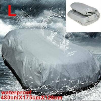 Universal Size L Full Cover UV-resistant Waterproof Stain-proof Easy Car Cover • 9.89£