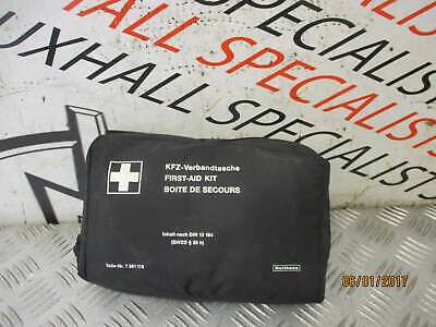 Car / Vehicle Complete First Aid Kit 22138 • 20£