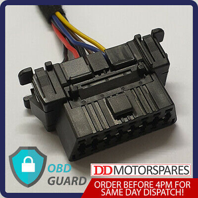 Land Rover Dummy OBD 2 Security Port Anti Theft Range Rover Discovery Defender • 12.99£
