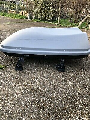 Halfords Large Roof Box • 25£