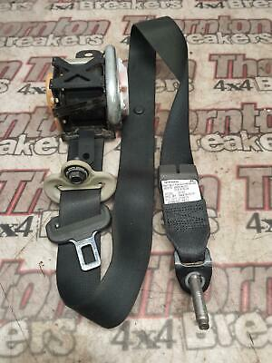 2013 Nissan Navara D40 O/s/f Seat Belt -double Cab- Right Drivers Front • 39.60£