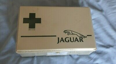 Jaguar First Aid Kit And Contents Vintage Accessories S Type X Type Sealed • 17£