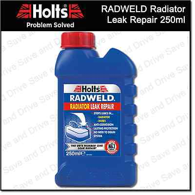 Holts Radweld Radiator Cooling System Sealer & Leak Repair Anti Freeze Safe RW2R • 4.39£