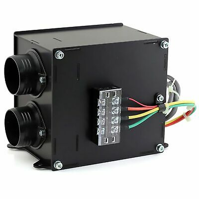 Demon Tweeks 12V 600w Ducted Electric Car Interior Cab Heater - Race / Rally • 160£