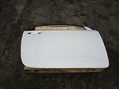 2011 Toyota Iq 3dr Osf Driver Side Front Bare Door Genuine • 75£