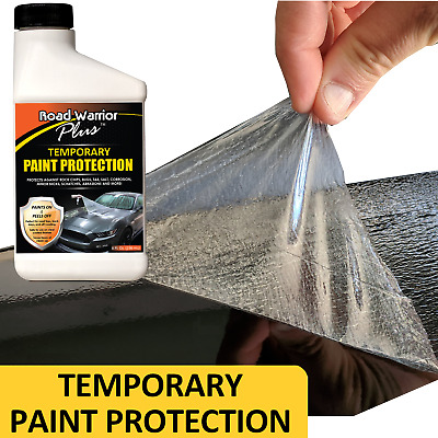 Paint Protection Road Warrior Plus Liquid Clear Coating Defender FREE APPLICATOR • 21.46£