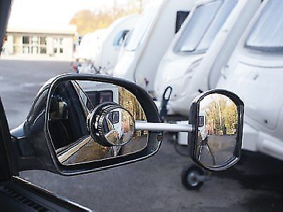 Deluxe Suck It And See Flat Towing Mirror • 24.40£