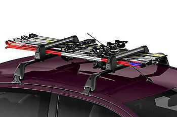 Genuine Peugeot 108 2014-2018 Ski-Carrier Roof Bar Type(4x Skis 2x Boards)961514 • 134.34£