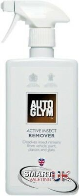 Autoglym Active Insect Remover Car Paintwork Exterior Spot Cleaner & Pre Wash • 9.25£