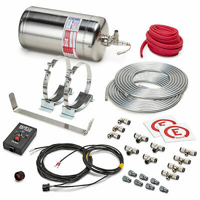 Sparco Electrical 4.25 Litre FIA Fire Extinguisher System Motorsport Competition • 625.04£