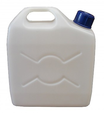Sunncamp Camping 5ltr Litre Water Carrier Jerry Can With Lid AC37000 • 5.99£