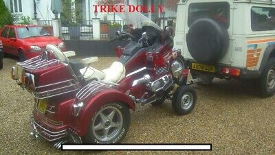 Motorcycle Trailer  Trike Dolly 1  • 400£