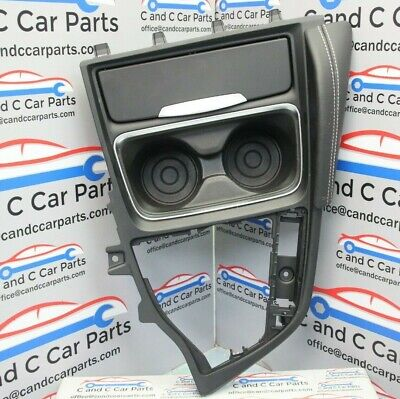 BMW M3 M4 Centre Console Cup Holder Ashtray Leather Bolster 8058969 E2A4 • 100£