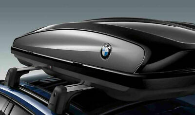 Genuine  Bmw Roof Box Carrier Box 320 Litres 82732420634 Not Thule Used Twice • 280£