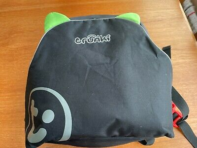 Childs Booster Seat- Trunki Boostapack @@look@@ Car Booster Seat & Travel Backpa • 5£