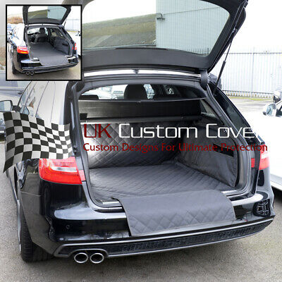 Audi A4 Avant Quilted Tailored Waterproof Boot Liner Mat Dog Guard 2008-2015 183 • 53.95£