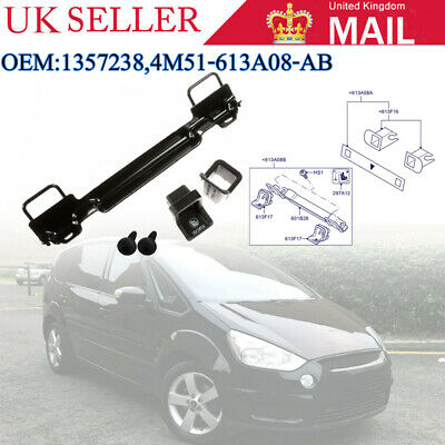 IsoFix Child Seat Restraint Anchor Mounting Kit For Ford Focus C-MAX 1357238 UK • 23.95£