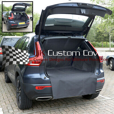 Volvo Xc40 (2020 Onwards) Tailored Boot Liner Mat Dog Guard Black 465 • 44.95£