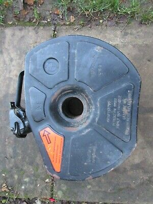 Bmw Spare Wheel Fuel Can • 55£