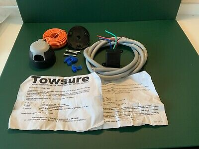 Towsure 12s Wiring Kit With Socket & Relay • 15£