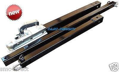 Vehicle Recovery Tow Pole Towing Bar 2.6 Metre 3PC Car Van 3.5 Ton (Heavy Duty) • 79.99£
