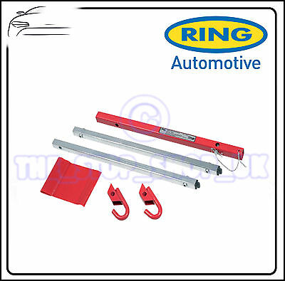 Ring Towing Rigid 1800mm 2 Tone Tow Bar Pole 1.8m Heavy Duty RCT1500 • 23.95£
