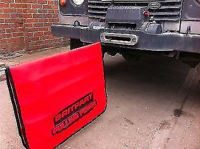 Safety Winch Blanket For All Winching Operations - DB1016 • 19.50£