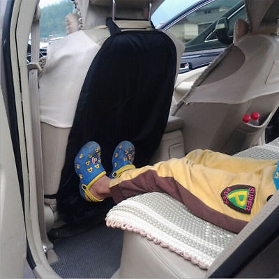 2 X Car Auto Care Seat Back Protector Cover For Children Kick Mat Mud Clean UK • 7.99£