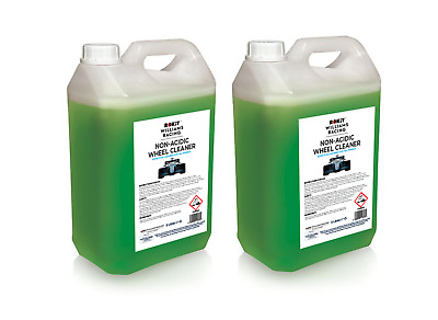 Alloy Wheel Cleaner 2 X 5L Heavy Duty And Non Acidic By Williams Racing   • 21.99£