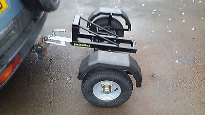 Superwide Wheeled Dolly/trailer 150mm From Fastrikes  • 480£