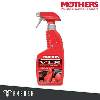 Mothers VLR Vinyl Leather Rubber Care 710ml • 14.99£