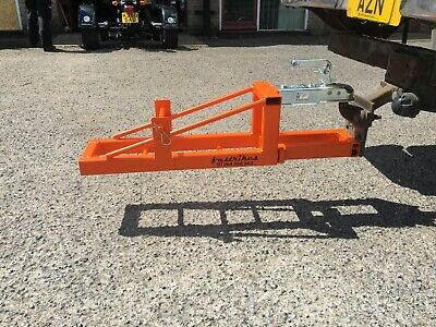 Superwide Dolly/trailer Tows Motorbikes Or Trikes 150mm From Fastrikes  • 280£