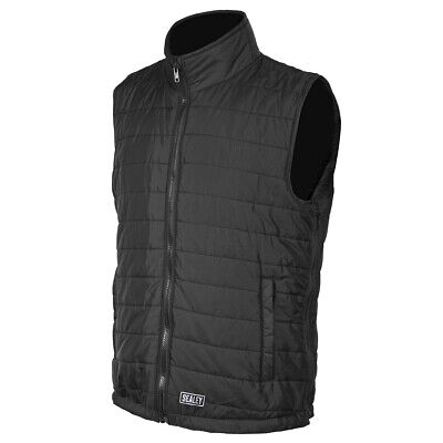 Sealey WPHG01 Heated Puffy Gilet 5V - 44  To 52  Chest • 106.07£
