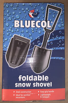 Bluecol Foldable Snow Shovel Bfs000 • 8.99£