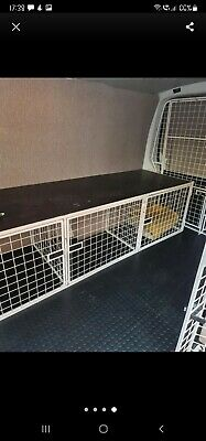 Dog Cages For Van • 350£