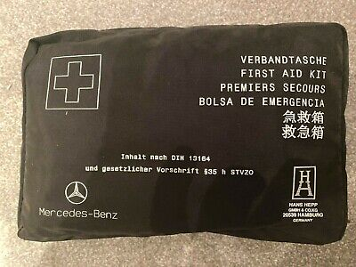 Reduced  - GENUINE MERCEDES BENZ FIRST AID KIT     • 4.95£