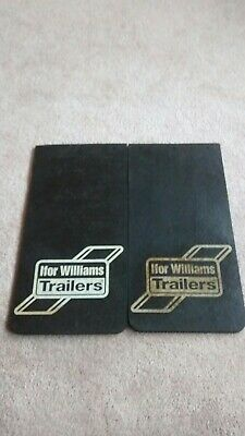 Ifor Williams Trailers Mudflaps • 10.50£