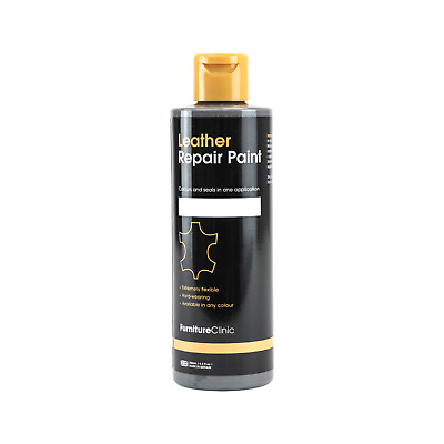 ALL IN ONE Leather Repair Paint (large) To Dye And Restore Leather • 16.95£