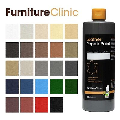ALL IN ONE Leather Repair Paint To Dye And Restore Leather • 16.95£