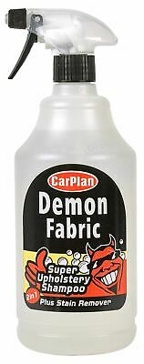 CarPlan Demon Stain Remover And Fabric Cleaner 1 Litre • 9.49£