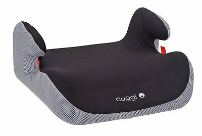 Cuggl Dream Group 2/3 Car Booster Seat - Grey • 9.99£