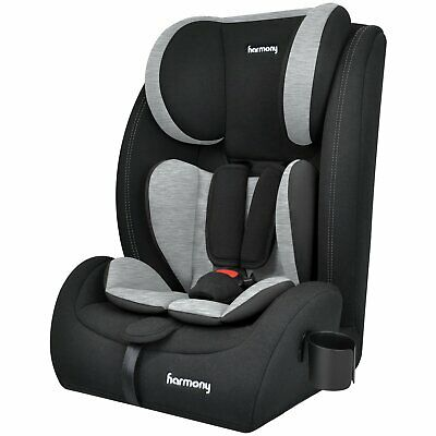 Harmony Vybe Deluxe Group 1/2/3 Car Seat • 59.99£