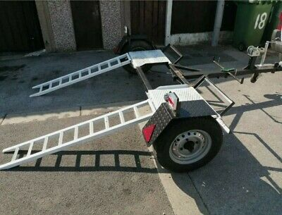 Car Recovery Towing Dolly • 600£