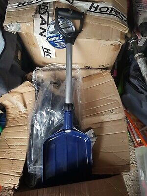 Snow Shovel Extendable For Car Boot Approx 100 Selling As A Joblot • 45£