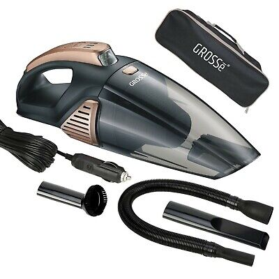 Powerful Car Vacuum Cleaner Handheld Wet & Dry Portable Auto 150W 6000PA • 22.99£