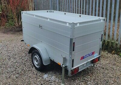 Anssems GT 750 - 101 X 201 - HT Camping Trailer  • 745£