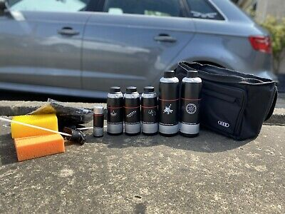 Audi Care Products Bag Cleaning Kit 4L0096353C From VAG MODS Online Store • 15.99£